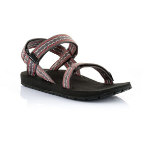 SOURCE Classic Sandalen Heren, brown/red
